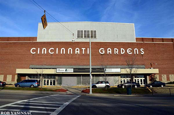 Yaz Country Cincinnati Gardens By Rob Yasinsac
